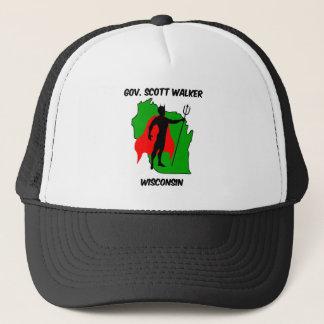 Gov Scott Walker Trucker Hat