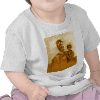 Govenor Boki de Oahu y de su esposa Liliha Camiseta