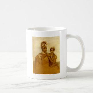 Govenor Boki of Oahu and his Wife Liliha Coffee Mug