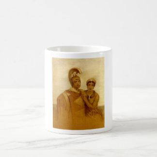 Govenor Boki of Oahu and his Wife Liliha Coffee Mugs