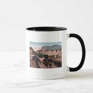 Govenor Hoggatt Reception ParadeNome, AK Mug