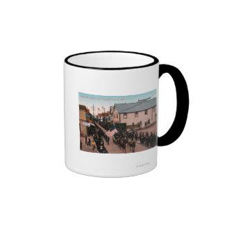 Govenor Hoggatt Reception ParadeNome, AK Coffee Mug