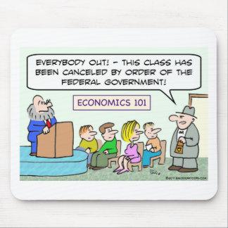 goverment closed economics class mousepads