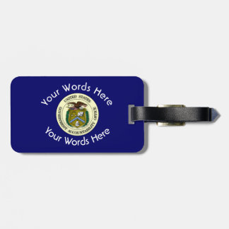 Government Accountability Office GAO Bag Tag