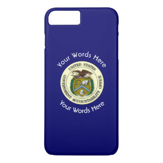 Government Accountability Office GAO iPhone 8 Plus/7 Plus Case