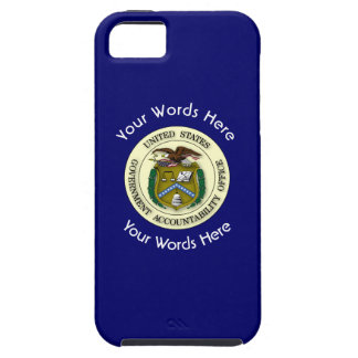 Government Accountability Office GAO iPhone SE/5/5s Case