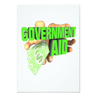 Government Aid Card