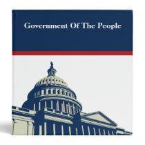 Government Binder binders