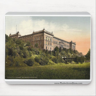 Government building, Cassel (i.e., Kassel), Hesse- Mouse Pad
