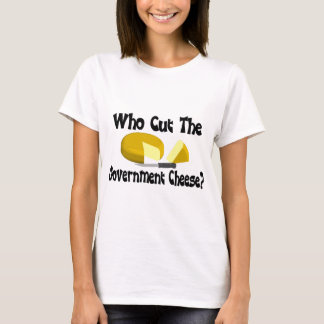 Government Cheese TShirt