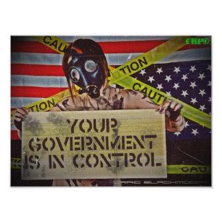 Government Control Art Photo