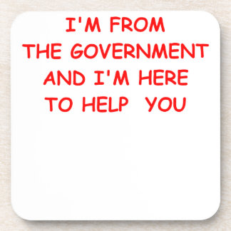 government coasters