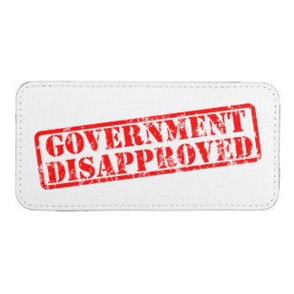 Government Disapproved iPhone 5 Pouch