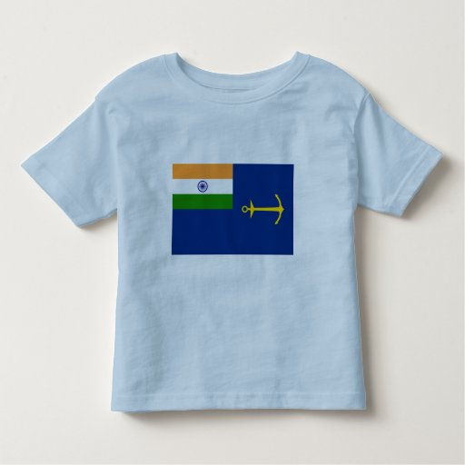 Government Ensign India, India Tees
