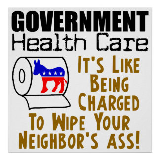 Government Health Care Poster