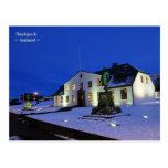 Government House  ~  Reykjavik, Iceland Post Cards