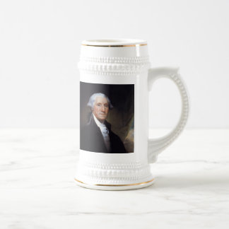 Government is force, George Washington Beer Stein