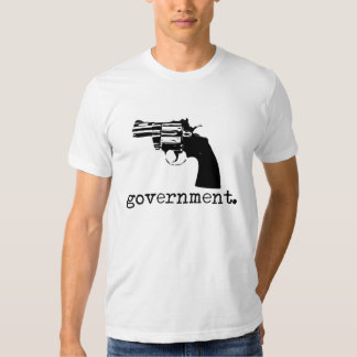 Government is Force T-Shirt