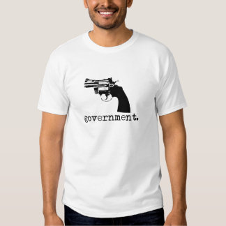 Government Is Violence T-Shirt