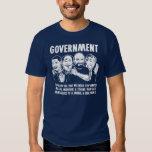 Government Lunatics Shirt
