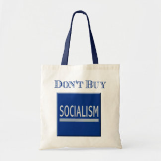 Government Motors - Don't Buy Socialism Tote Bag