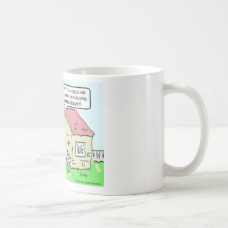 Government neglects America, builds in Middle East Coffee Mug