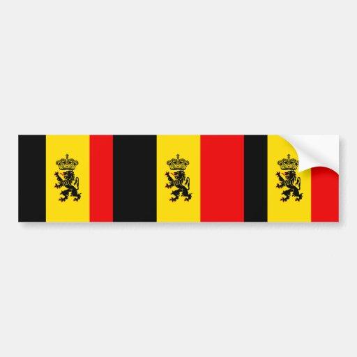 Government Of Belgium, Belgium Bumper Stickers