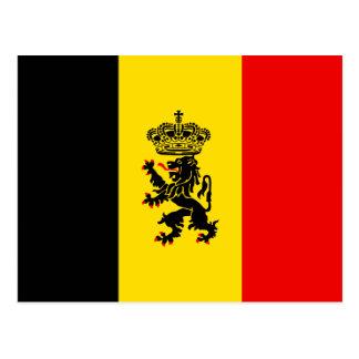 Government Of Belgium, Belgium Postcard