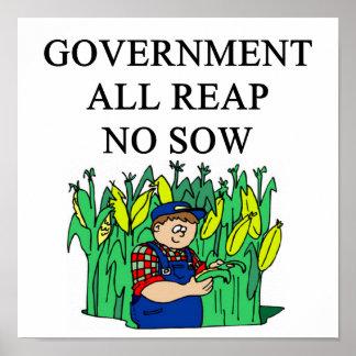 government serves print