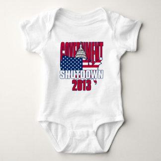 Government Shutdown 2013 Shirt