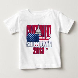 Government Shutdown 2013 Tee Shirt