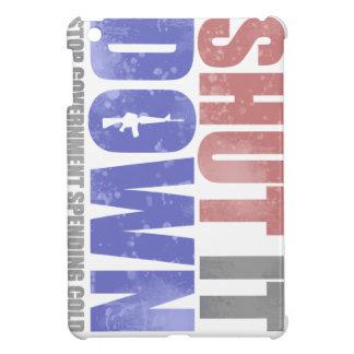 Government Shutdown - Shut It Down iPad Mini Cover