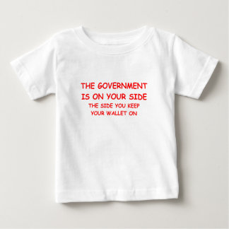 government spending t shirts
