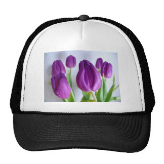 Government tulips trucker hat