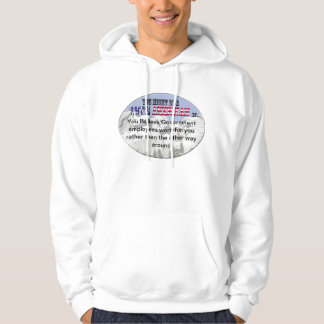 Government Workers Hooded Pullover