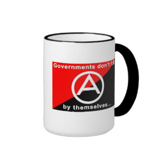 governments don't fall by themselves mug