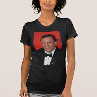 Governor Chris Christie T Shirts