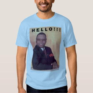 governor,  H E L L O ! ! ! T Shirt