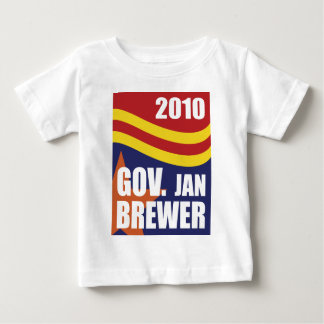Governor Jan Brewer 2010 Baby T-Shirt