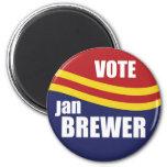 Governor Jan Brewer 2010 Magnets