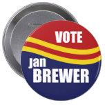 Governor Jan Brewer 2010 Pins