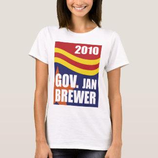 Governor Jan Brewer 2010 T-Shirt