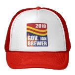 Governor Jan Brewer 2010 Trucker Hat