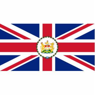 Governor Of Hong Kong, China flag Photo Cutout