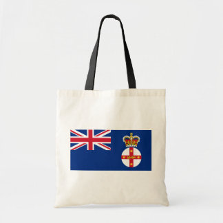 Governor Of New South Wales, Australia flag Budget Tote Bag