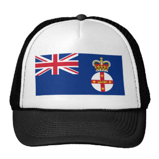 Governor Of New South Wales, Australia flag Trucker Hat