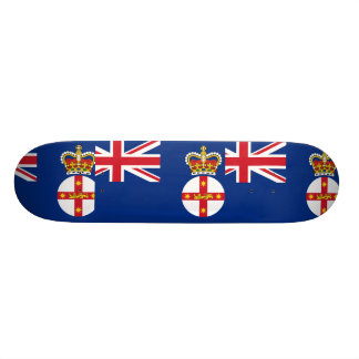 Governor Of New South Wales, Australia flag Skate Board