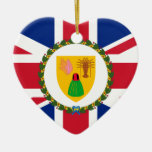 Governor Of The Turks And Caicos Islands, United K Ornaments