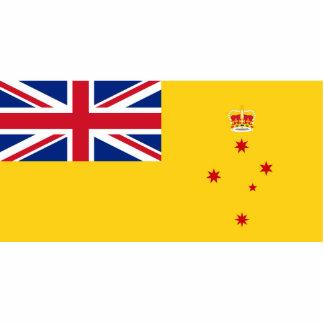 Governor Of Victoria, Australia flag Photo Cutouts