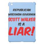 governor scott walker iPad mini case